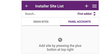 8-1 installer site list