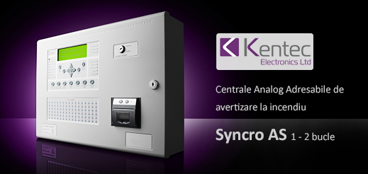 KENTEC analog-adresabile
