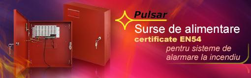 power supplies for fire systems, EN54-4 certificate