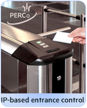 IP-based entrance control systems