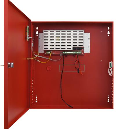 sura alimentare pentru sisteme de alarmare incendiu