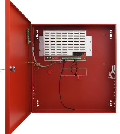 sursa alimentare pentru sisteme alarmare incendiu